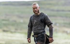 Picture warrior, the series, drama, Vikings, historical, The Vikings, Travis Fimmel, Ragnar Lothbrok