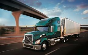 Picture Volvo, Truck, Tractor Truck, Volvo VT 880, 880