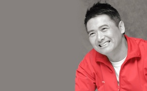 Picture actor, celebrity, Chow Yun Fat, Chinese