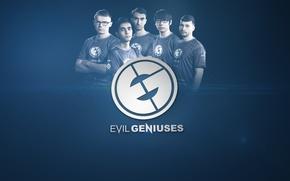 Picture dota2, krass, TI5, Evil Geniuses