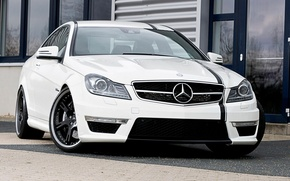 Picture Mercedes-Benz, Wheelsandmore, C63 AMG