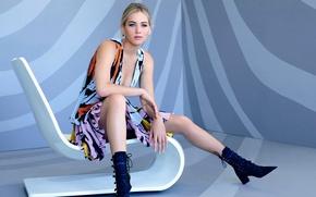 Picture photoshoot, Jennifer Lawrence, Jennifer Lawrence, 2015, for Dior