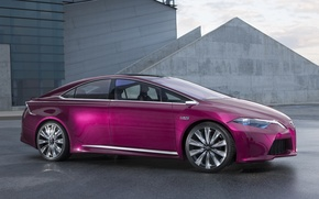 Picture 2012, concept, Toyota aim for NS4, Toyota NS4, Plug in Hybrid