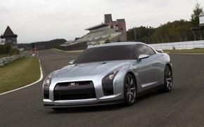 Picture R35, Nissan GTR, GT-er