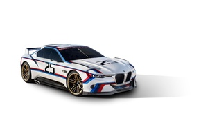 Picture Concept, BMW, BMW, Background, Hommage, 3.0, The front, CSL