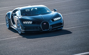 Wallpaper Super, Chiron, 2016, Bugatti, Car