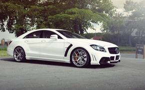 Picture mercedes, Mercedes, benz, cls, Bens
