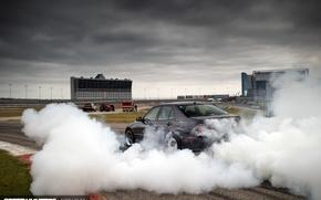 Picture turbo, lexus, drift, black, japan, smoke, toyota, jdm, tuning, burnout, racing, height, is200, is300