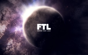 Picture space, game, Faster Than Light, FTL