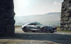 Picture Mercedes, Mercedes, AMG, AMG, UK-spec, 2015, Edition 1, GT S, C190