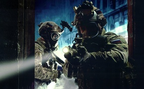 """Picture rays, weapons, lights, gas mask, Russia, storm, muffler, kit, Alpha, Control """"A"""", Group """"A"""", special …"""