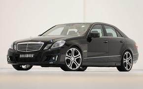 Picture Mercedes-Benz, Brabus, e-class, w212