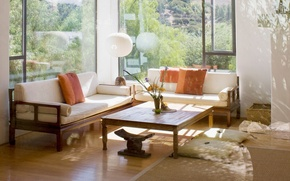 Picture design, house, style, interior, living room
