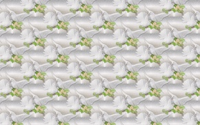 Picture background, holiday, texture, pair, pigeons, wedding