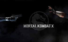 Picture Johnny Cage, Cassie Cage, MKX, Mortal Komba X