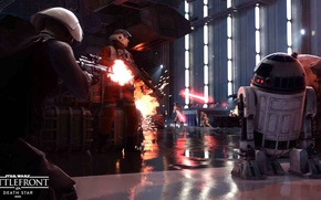 Picture game, Electronic Arts, Stormtroopers, R2-D2, DICE, The Death Star, The rebels, Stormtroopers, Death Star, Rebels, …