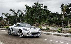 Picture road, background, Wallpaper, Lotus, sports car, car, Elise