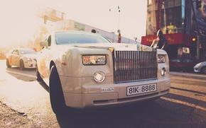 Picture Rolls-Royce, phantom