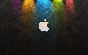 Picture apple, logo, logo