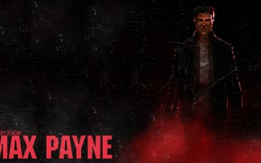 Wallpaper Art, Photoshop, Payne, Max Payne, Max, Fun