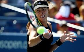 Picture tennis player, Tennis Girl, Ana Ivanovic