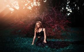 Picture Girl, Model, Sun, Beauty, Fashion, Modeling, Gorokhov, Maryana