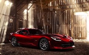 Picture Dodge, Viper, GTS, SRT, 2013