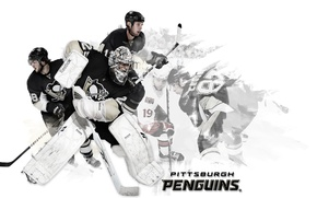 Picture hockey, NHL, Pittsburgh penguins