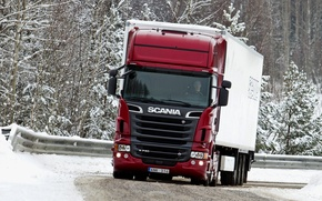 Picture Truck, Scania, Tractor, Scania, R730, Р730, Topline