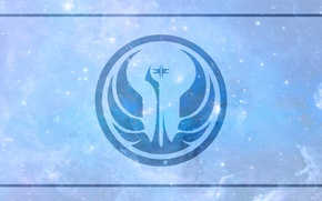 Picture Star Wars, symbol, Star wars, symbol, the old Republic, the Old Republic