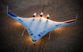Picture Boeing, nasa, boeing phantom, x-48b