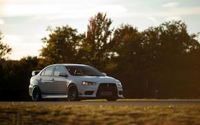 Picture Mitsubishi, Lancer, Evolution, dawn, '2013, X, 311RS IND