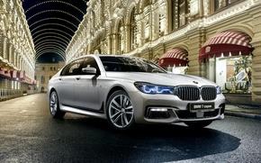 Wallpaper 7-Series, G12, sedan, xDrive, BMW, BMW