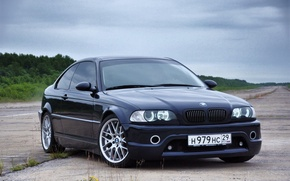 Picture BMW, Vzletka, coupe, E46