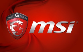 Picture red, dragon, gaming, MSI, micro star international, g series