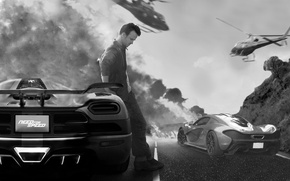 Picture Art, Need for Speed, Movie, Aaron Paul