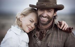 Picture Australia, Nicole Kidman, Hugh Jackman, Hugh Jackman, Australia, Nicole Kidman