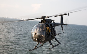Picture MH-6M, MD Helicopters, MD MH-6M Little Bird