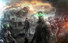 Picture Splinter Cell, Black List, Sam Fisher