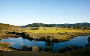 Picture Nature, Landscape, Prairie