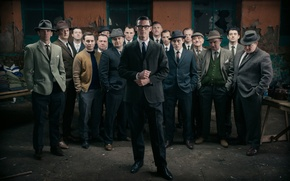 Picture The Great Train Robbery, the series, Luke Evans, luke evans, the great train robbery