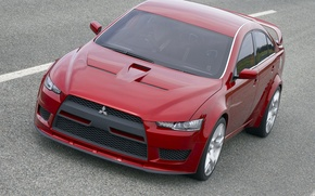 Picture Mitsubishi, Lancer, Evolution, '2005, Concept-X