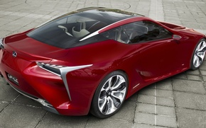 Picture sport, coupe, Lexus, the concept, LF-LC