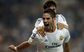 Picture Sport, Football, Real, Madrid, Real, Madrid, Talent, isco, ISCO, Alvaro Morata, Alvaro Morata