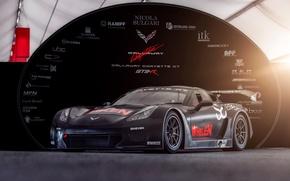 Picture Corvette, Chevrolet, Chevrolet, Corvette, GT3-R, Callaway