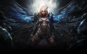 Picture Girl, MMORPG, Demon, Devilian