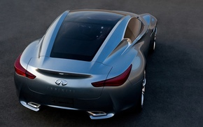 Picture concept, essence, infinity, coupe