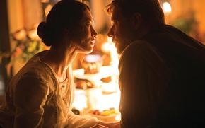 Picture Olga Kurylenko, Russell Crowe, The Water Diviner, The water seeker
