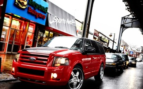 Picture Ford, expedition, flex, funkmaster