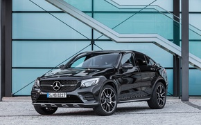 Picture Mercedes, AMG, GLC 43 Coupe